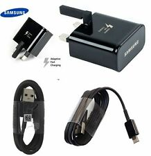 Charger for  Samsung S8 S9+ Fast  Wall Charger & Data Sync Charging Cable