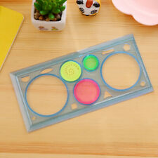Learning Ruler Spirograph Geometric 1Pcs Students Drawing Spiral Classic Toy