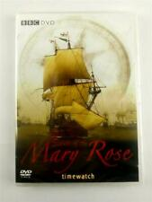 Secrets Of Mary Rose BBC DVD Timewatch Region 2 + 4 PAL New and Sealed
