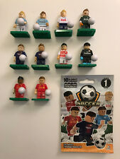 OYO Sports MLS Premier League Soccer Buildable Figure Series 1 - You Pick!!