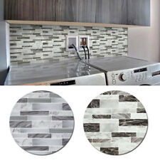 Kitchen Bathroom Tile Anti-oil Stickers Self-adhesive Waterproof Home Wall Decor