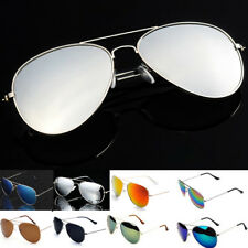 Unisex Women Men Vintage Retro Fashion Vintage Eyewear Sunglasses Glasses Shades