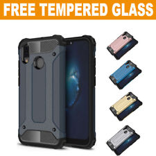 Hybrid Cover Rugged Shockproof Heavy duty Armor Case For Huawei P Smart Phone