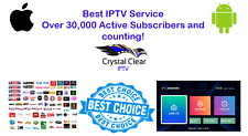 🔥12 month IPTV Subscription over 30000 Channels & VOD USA/Canada/ARAB/UK/More🔥