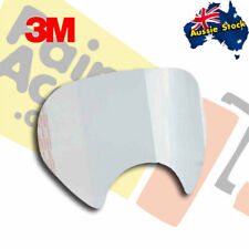 3M 6885 Face shield LENS Cover for 6800 6900 Full Face Respirator FREE DELIVERY!