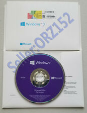 Windows 10 Professional OEM DVD Win 10 Pro Full Version 64bits/32bits