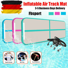 13/16/19ft*3.3ft Air Track Aufblasbar Gymnastikmatte Tumbling  Training matten