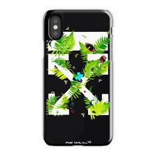 Off White Fern Arrows iPhone Case X 6 7 S 8 Plus, Off White iPhone Case