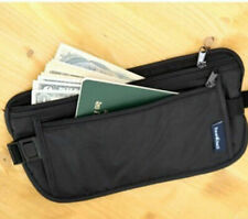 Travel Wallet Passport Holder RFID Organiser ID's Pouch for Cards Documents PCD