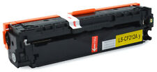 Toner Compatible for hp CF212A Yellow Laserjet pro 200 Color M276NW I Sensys MF6