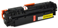 Toner Compatible for hp CE412A Laserjet pro 400 Color M451DN M451NW M351A M375NW