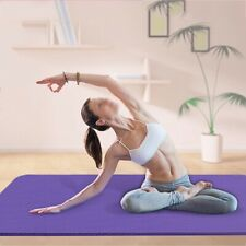 Utility 4MM Yoga Mat Exercise Pad Thick Non-slip Folding Gym Fitness Mat Pilate
