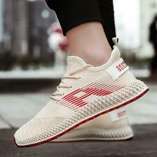 Men's Fashion Breathable Shoes Sport Running Jogging Sneakers Athletic Trainers