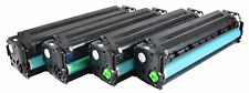 4 Toner Compatible for hp CF210X - 213A 131X 131A Laserjet pro 200 M251N NW M276