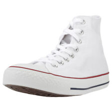 Converse Chuck Taylor All Star Unisex White Canvas Classic Trainers