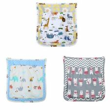 NEW Baby Kids Bed Hanging Storage Bag Crib Diaper Bedside Pocket Toy Organizer