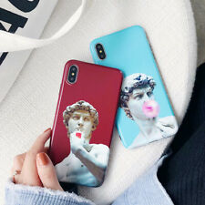 Funny Spoof David UNBreak Phone Case Cover For iPhone X XS Max XR 6 7 8 Plus