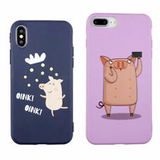 3D Cartoon Funny pig Phone Case Cover For iPhone X XS Max XR 6 7 8 Plus New