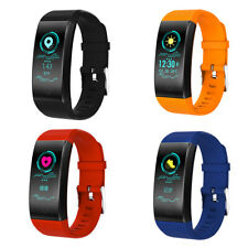 Smart Watch Wristband Bracelet Tracker Fitness Blood Pressure Heart Rate Monitor