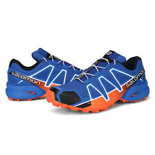 Men's Salomon Speedcross 4 Sports Running Outdoor Sneakers
