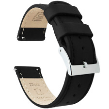 BARTON Quick Release - Top Grain Leather Watch Straps - Choice of Colour & Width