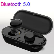 Wireless Earbuds TWS Mini True Bluetooth Twins Stereo Earphone In-Ear Headset