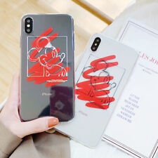Micky Mouse UNBreak And Antiskid Phone Case Cover For IPhone X XS Max XR 6 7 8