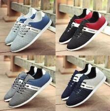 Men's Breathable Athletic Sneakers Outdoor Sports Running Shoes Trainers Casual