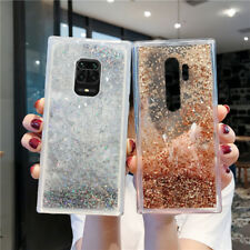 Dynamic Glitter Quicksand Clear Case Cover For Xiaomi Redmi Note 7 A2 Lite Mi 8