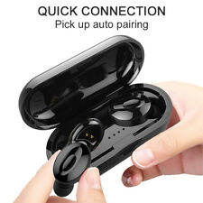Bluetooth 5.0 TWS In-Ear Headset Wireless Earphones Earbuds Stereo Headphones
