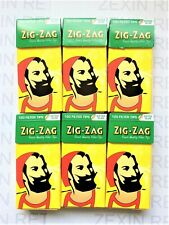ZIG ZAG EXTRA SLIM FILTER TIPS - 120 Filters in a box - Big Multi Buy Discounts!