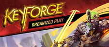 KeyForge Promo Pick from List - Vault Tour Exclusives + Playmats + OP Rewards