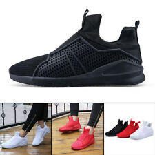 Mens Running Shoes Breathable Sports Casual Athletic Sneakers Shoes Size 40-44