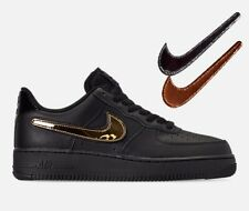 NIKE AIR FORCE 1 '07 LV8 3 MEN's CASUAL BLACK - WHITE AUTHENTIC NEW IN BOX SIZE