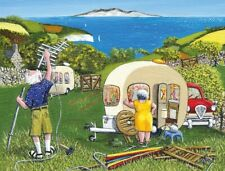 First Things First - The Camping Collection - 1000 or 500 Piece Jigsaw