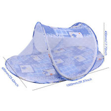 Foldable Baby Mosquito Net Canopy Bed Mosquito Net Travel Cot Tent Crib Cradle