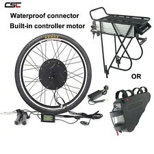 48V 1500W waterproof connector Ebike kit built-in controller Motor and Battery