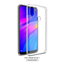 For Xiaomi Redmi Note 7 Pro Mi 9 8 A2 Lite High Clear Gel Bumper Hard Case Cover