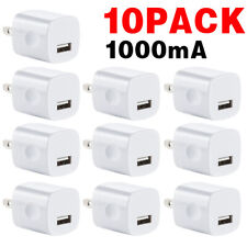 10 Lightning 8Pin USB Data Sync Charger Cable Lead For Apple iPhone 6 Plus 7 8 X