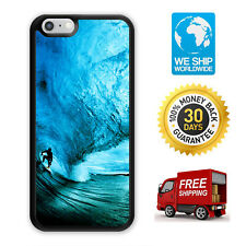 Sport Surf Vague Blue Sea Case Cover For Samsung Galaxy / Apple iPhone 11 iPod