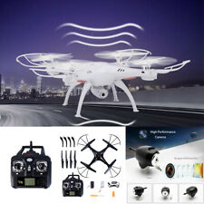 Syma RC Drone Quadcopter X5S/X8C 6 Axis 4CH RTF FPV with 2MP HD Camera WIFI O