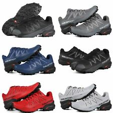 Mens Speedcross 5 Athletic Salomon Running Outdoor Sports Hiking Trainers Shoes