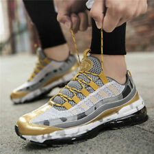 Men's Air Sneakers Fashion Casual Running Athletic Shoes Breathable Training NEW