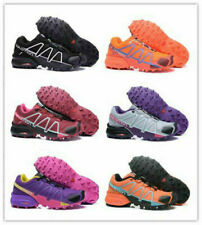 Women Salomon Speedcross 4 Athletic Running Training Sports Outdoor Hiking Shoes