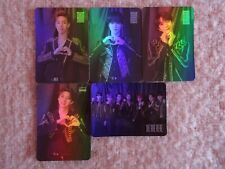 MONSTA X - 2019 WORLD TOUR [WE ARE HERE] IN SEOUL DVD - Official Photocards