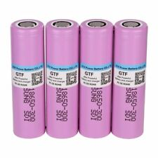 Li-ion 100% Original 3.7V 18650 Battery 3000mAh INR18650 30Q 20A Discharge
