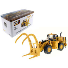 CAT Caterpillar 988K Wheel Loader with Grapple with Operator High Line Series 1/