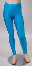 Lycra Footless Tights - Ballet Colours
