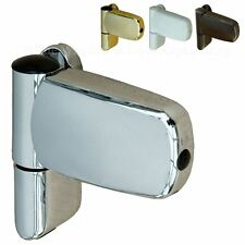 UPVC Door Flag Hinge Avocet MT3D Mini Triad Adjustable For Double Glazing Doors