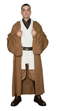 Light Brown Jedi Robe+Tunic Compatible with an Obi Wan Kenobi Costume Quality